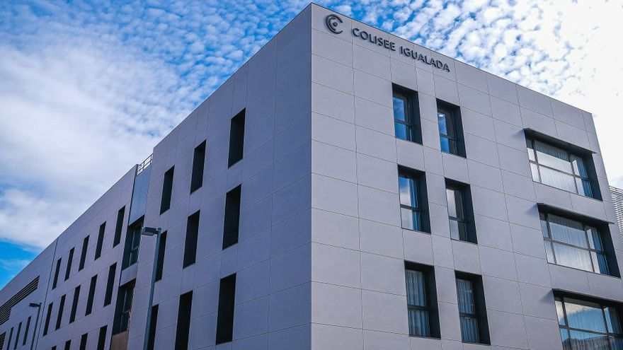 El grup Colisée obre una nova residència de gent gran a Igualada per a 91 persones