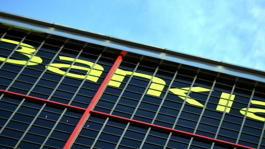 Bankia gana 180 millones de euros, un 69 % menos