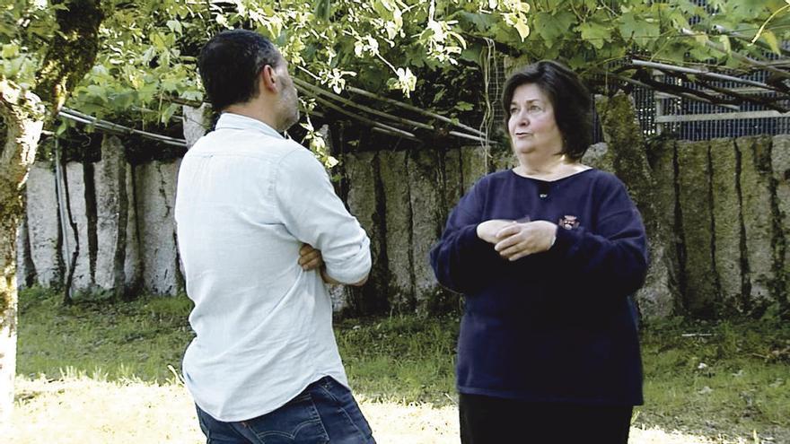 Parderrubias habla de Martín Sheen para la televisión