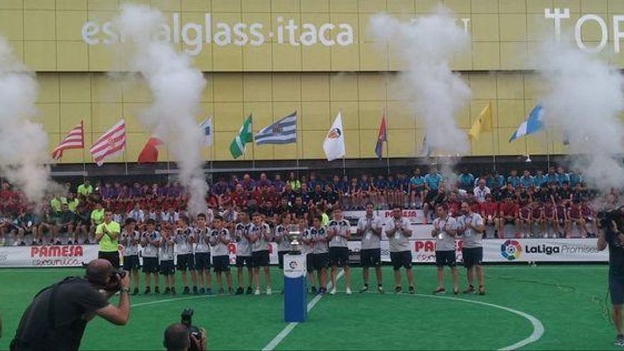 El Estadio de la Cerámica ve nacer una nueva edición de LaLiga Promises