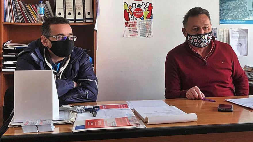 Pedrosa propone que se valoren los méritos a parte de los 50 laborales del ayuntamiento