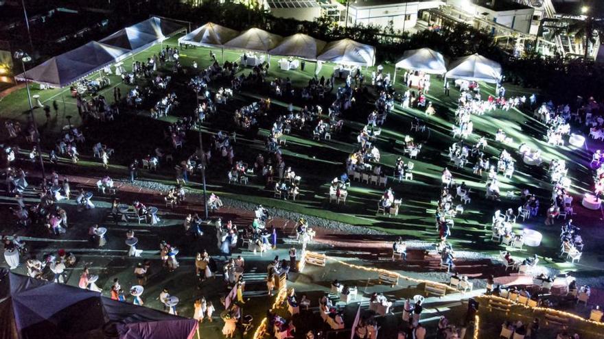 Palladium asegura que se cumplieron todos lo protocolos anticovid durante la cena de Nochevieja de Punta Cana