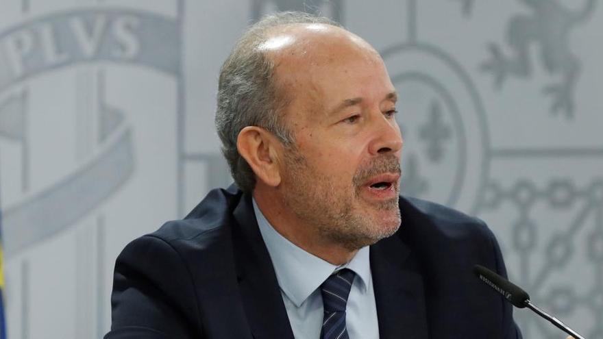 """Campo, tras la rectificación de Sánchez con Iglesias: """"Hay tensiones, pero civilizadas"""""""