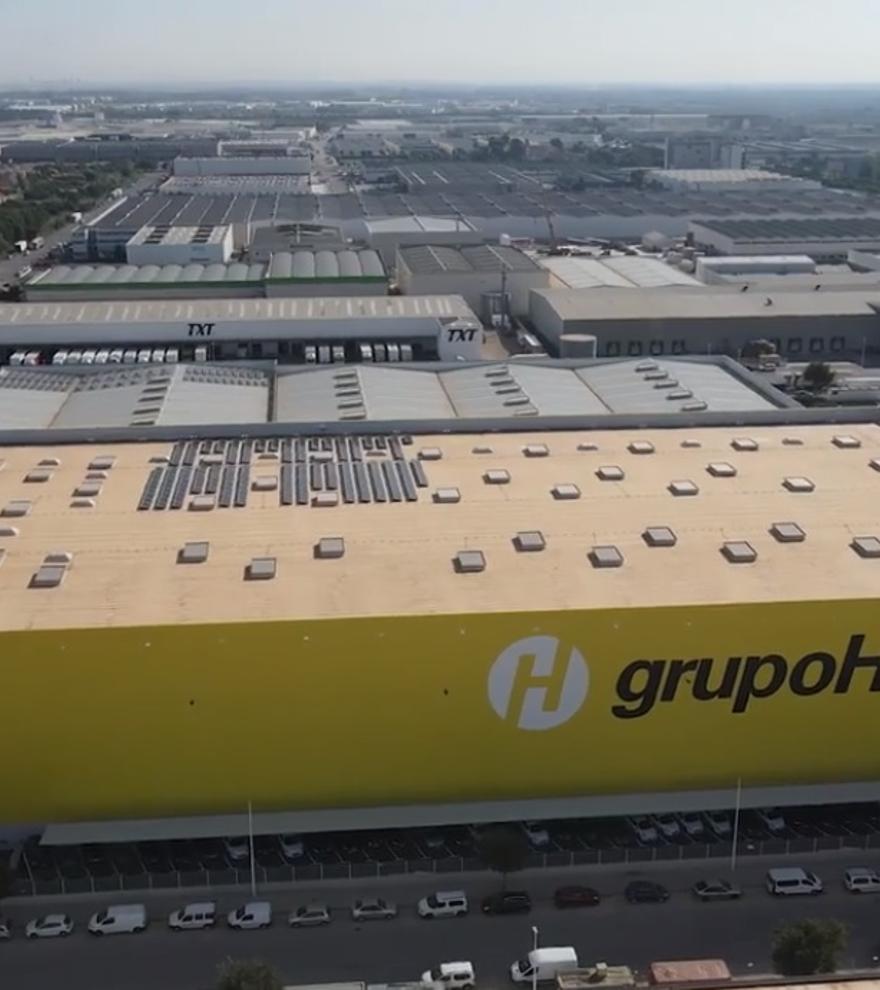 Grupo Hefame inaugura un gran centro logístico en Valencia