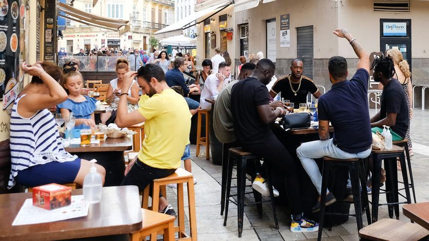 Toda Málaga se mantiene en nivel 1 de alerta sanitaria una semana más