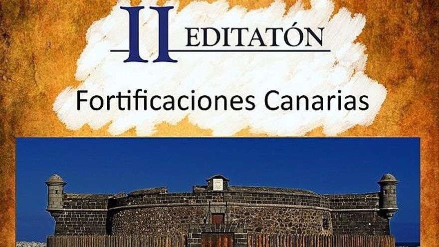 Wikipedia amplía las fortificaciones isleñas