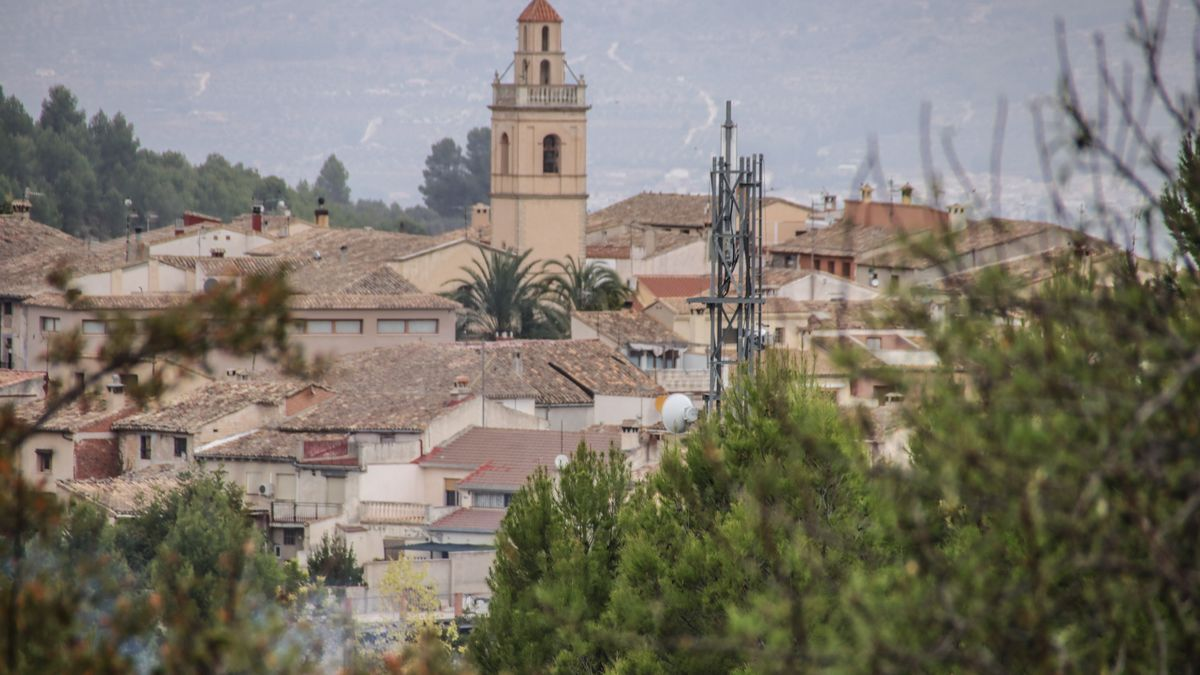 Benillup is one of the municipalities that suffers from coverage problems