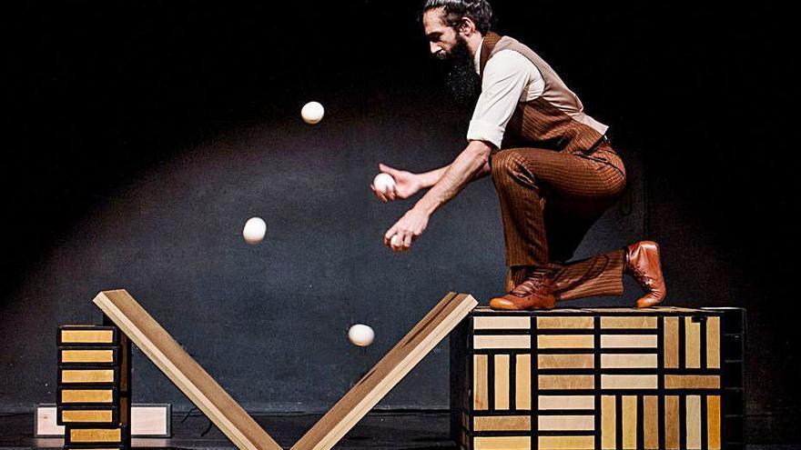El ciclo 'Circo a Escena' elige Murcia para presentar, a finales de este año, cinco obras