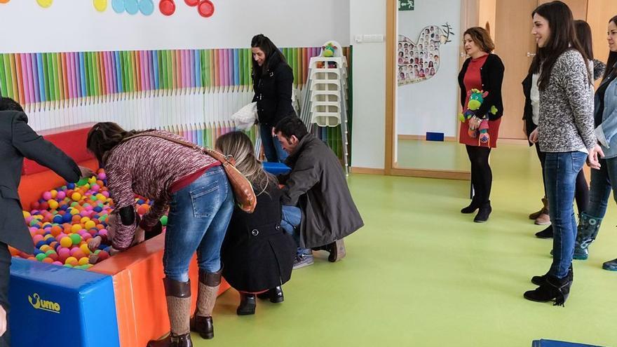 El periodo para solicitar plaza en las escuelas infantiles de Zamora comenzará el 15 de marzo
