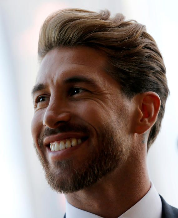 Real Madrid captain Ramos' wedding in Seville
