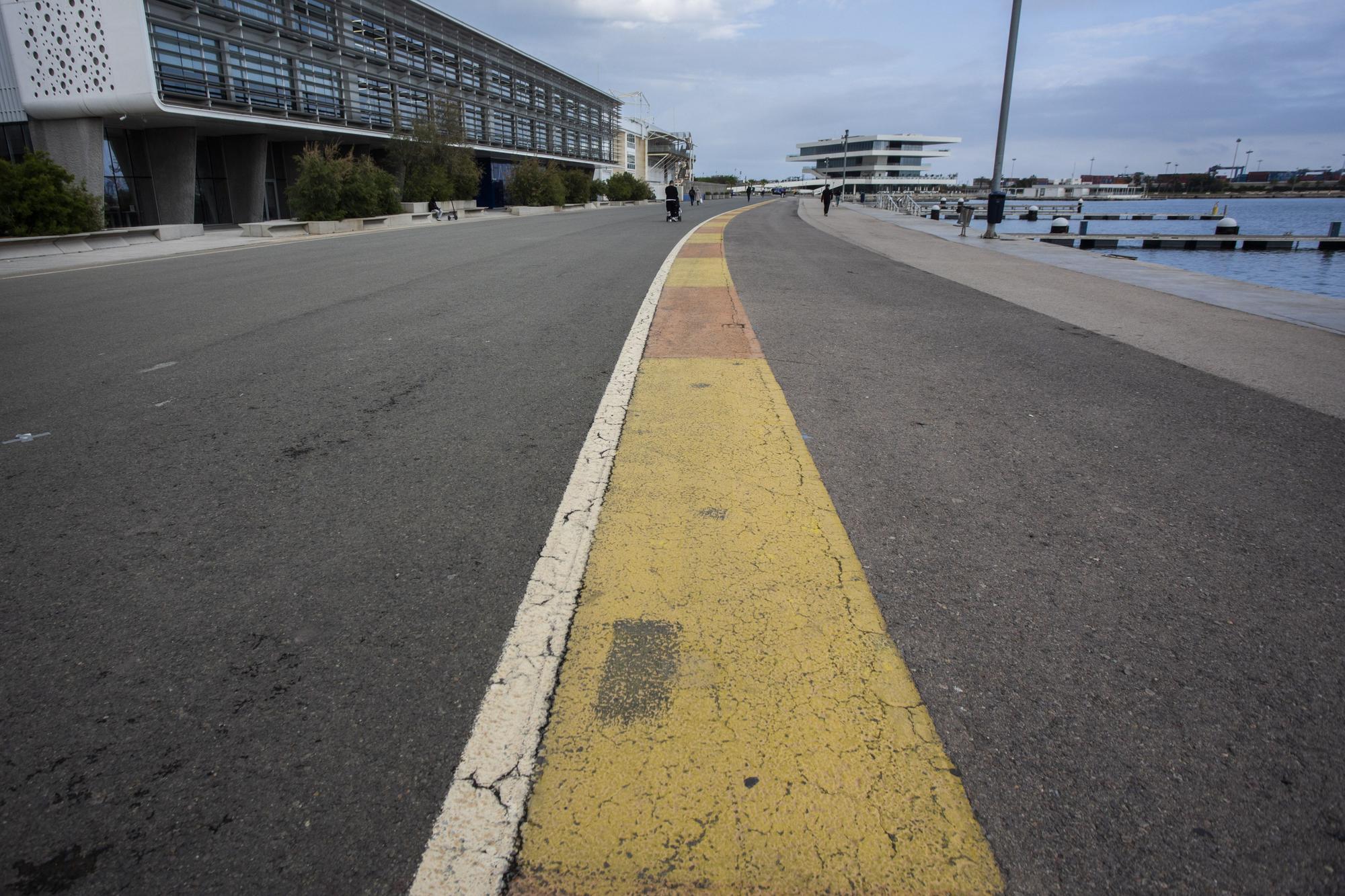 Los pavimentos más curiosos de València