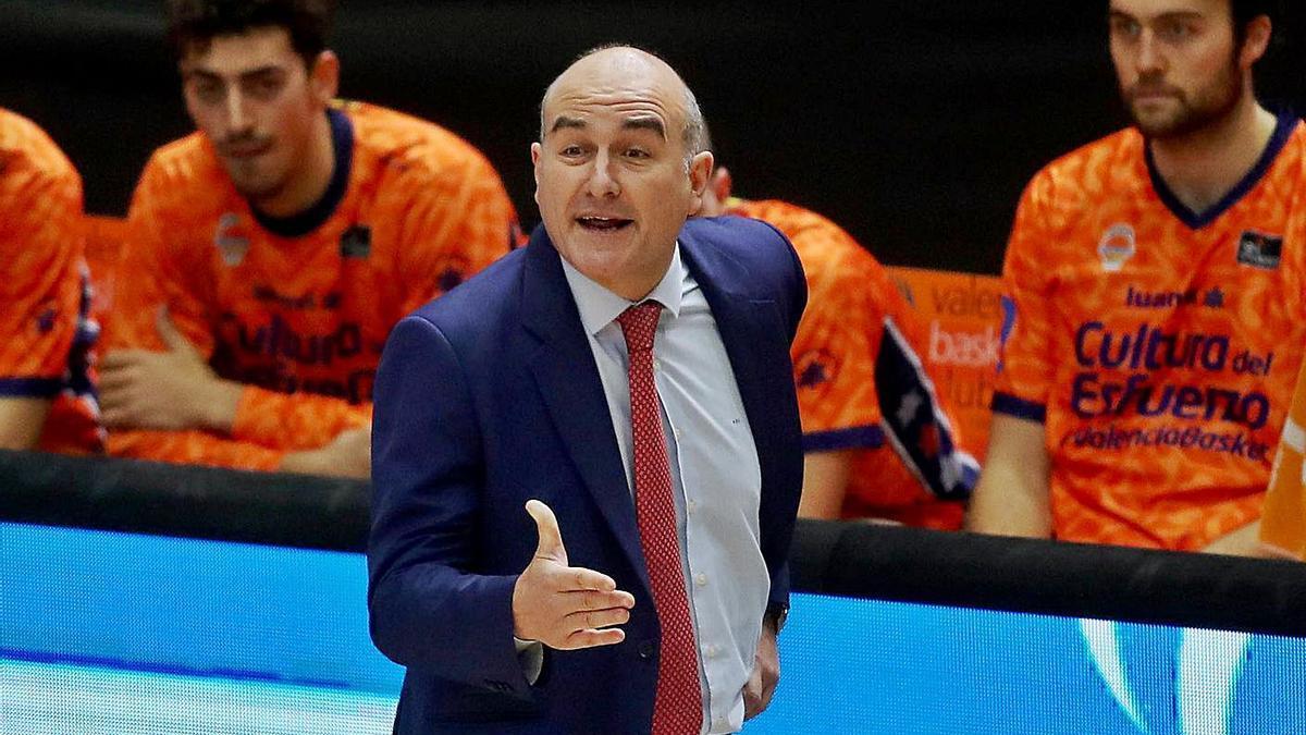 Sin tiempo para lamentarse en el Valencia Basket