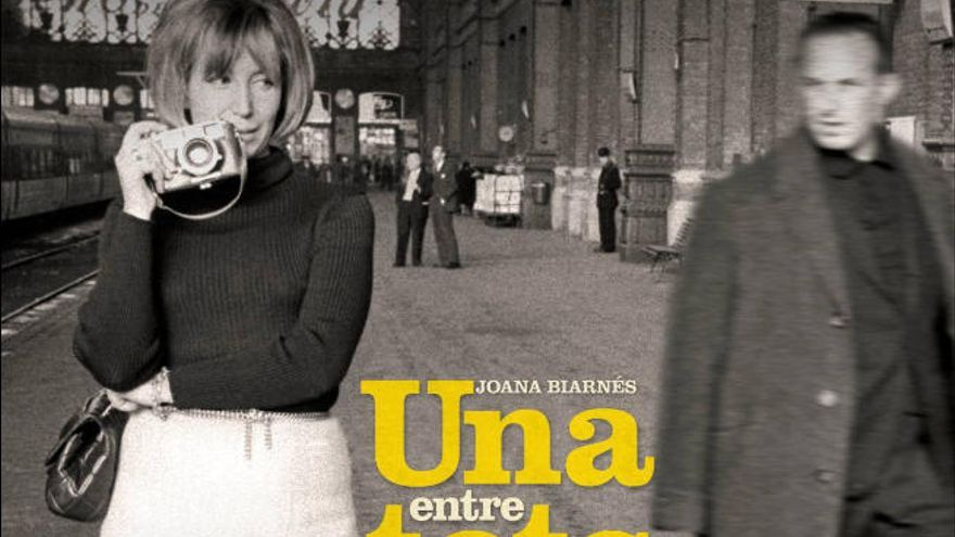 Filmoteca proyecta 'Joana Biarnés: una entre todos', pionera del fotoperiodismo