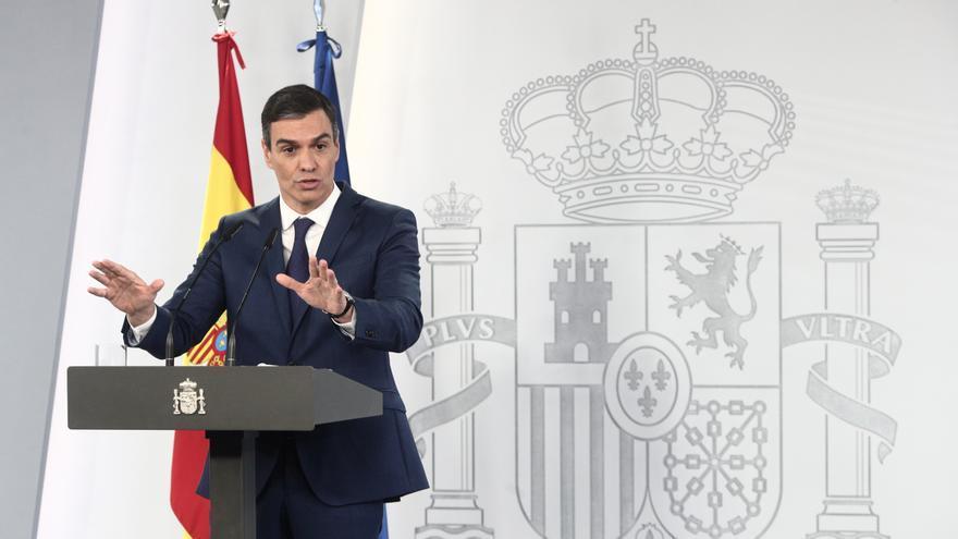 Sánchez presentará en el Congreso sus 212 medidas para aprovechar los fondos europeos