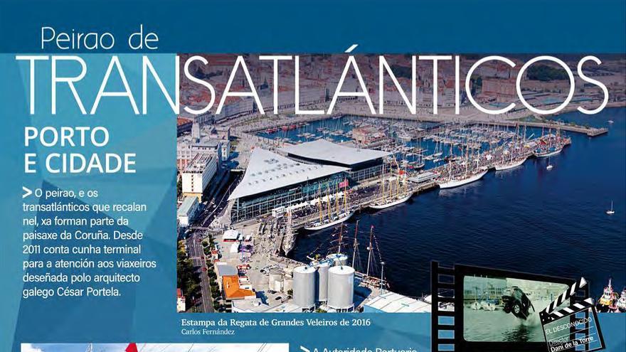 El muelle de trasatlánticos podrá visitarse durante el puente