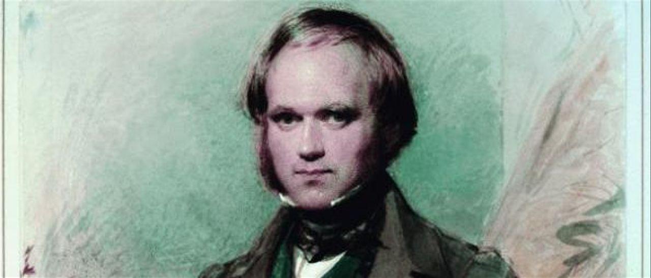 Charles Darwin, en una acuarela realizada por George Richmond en 1830.