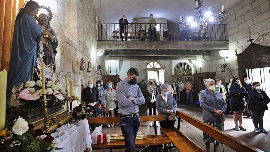 Visita discreta de Santa Isabel