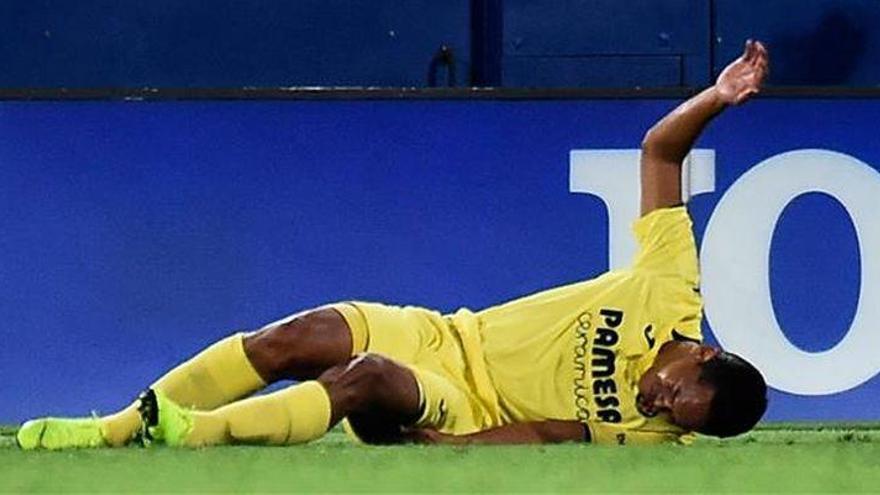 El Villarreal se queda mes y medio sin el concurso de Bacca