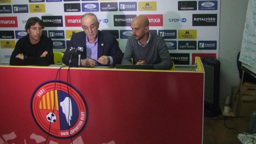 L'Olot firma un acord amb el Barça per tenir més cedits com Comas i Peque