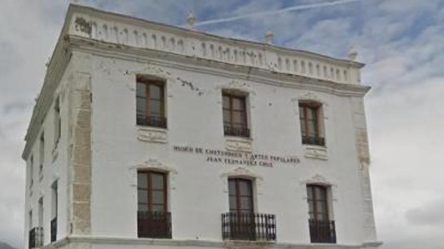 Museo de Costumbres y Artes Populares Juan Fernández Cruz