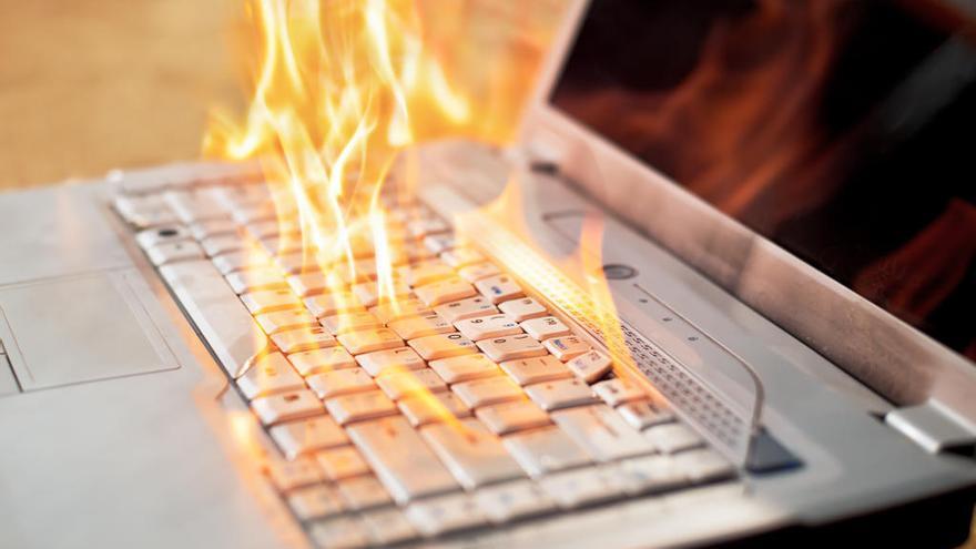 Per què poden explotar els ordinadors, mòbils i tablets?