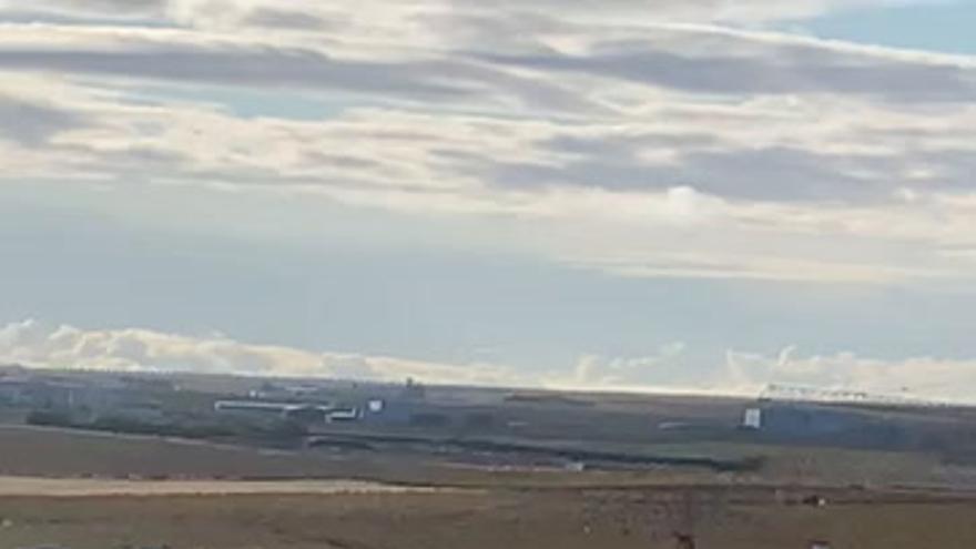 Continúan los atascos en la carretera Badajoz-Almendralejo tras el aislamiento perimetral