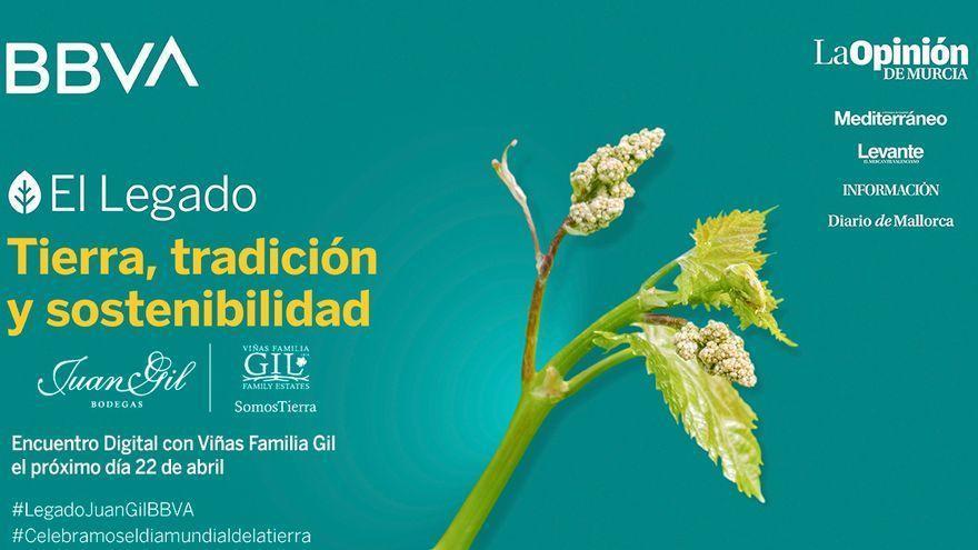 Encuentro Digital | El Legado: tierra, tradición y sostenibilidad