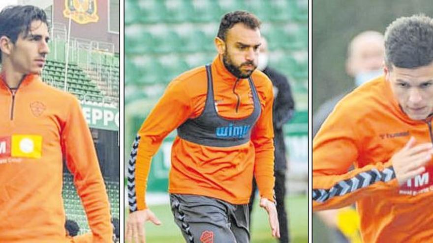 Escribá recupera a Verdú, Pere Milla y Carrillo para sorprender al Atlético