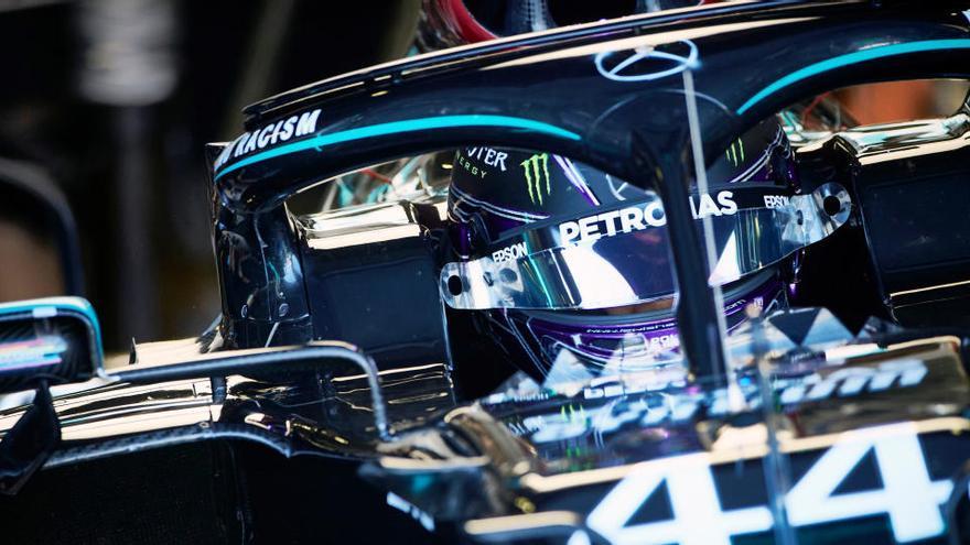 Sigue en directo la clasificación del GP del 70º Aniversario de Fórmula 1