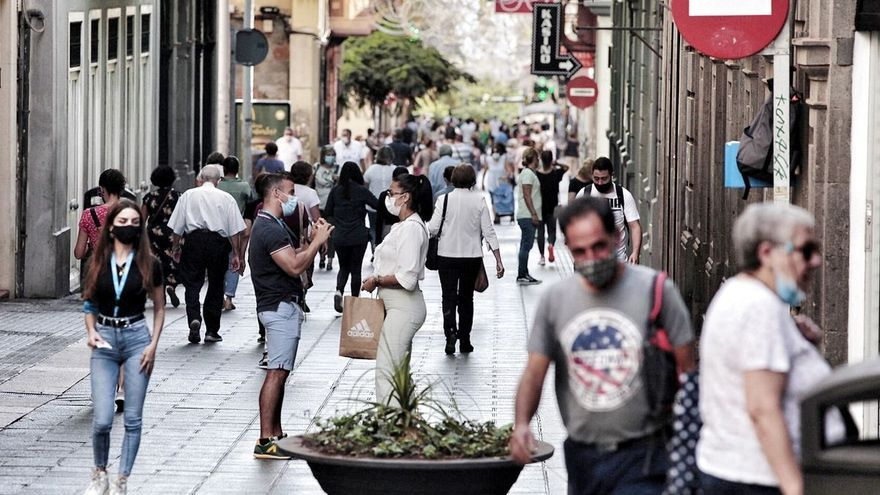 La creación de empresas en Canarias crece un 23,3% en marzo