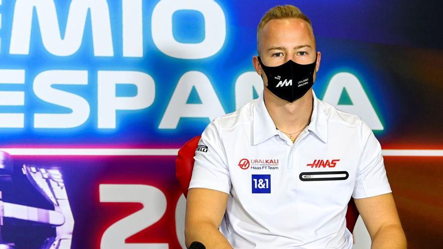 Nikita Mazepin, un 'terremoto' de 100 millones en la Fórmula 1