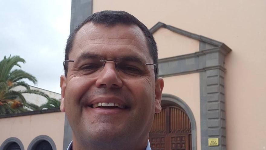 Cristóbal Déniz, nuevo vicario general de la Diócesis de Canarias