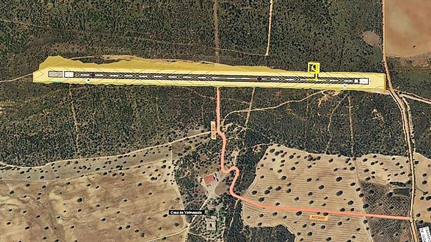 La Dehesa de Valmasedo, en Faramontanos, contará con un aeródromo privado