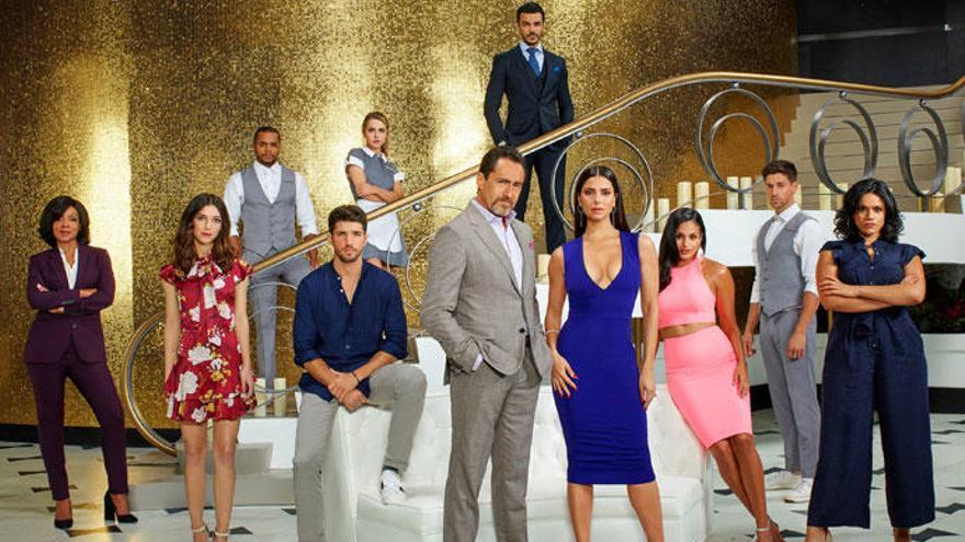 El 'remake' de 'Gran Hotel' llega a Estados Unidos de la mano de Eva Longoria