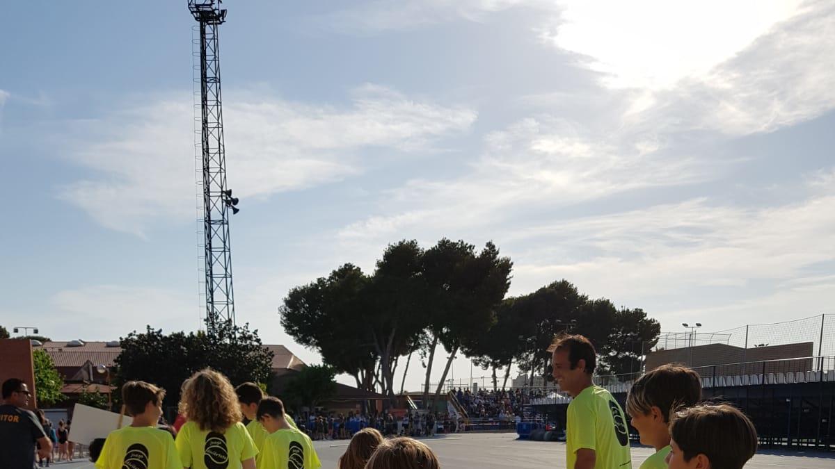 Sant Joan arranca sus escuelas deportivas de verano gratuitas