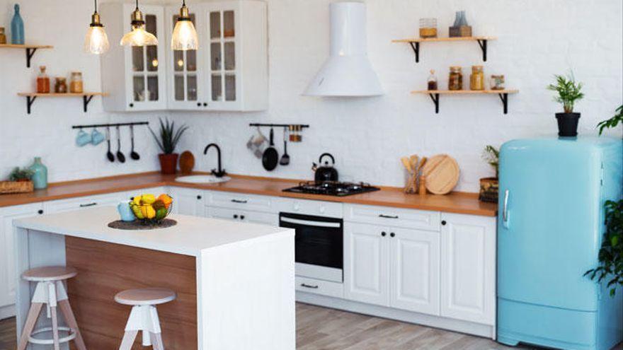 Ocho ideas 'low cost' para estrenar cocina  nueva sin hacer obra