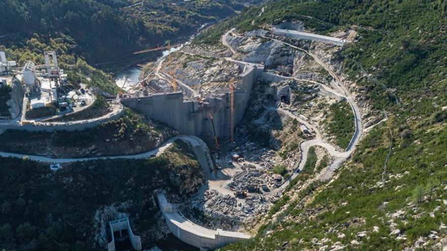 Iberdrola construye en Portugal una planta tan potente como la central de Cofrentes