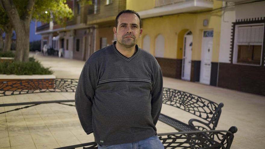 El alcalde electo de la Granja anuncia una bajada de impuestos como primera medida