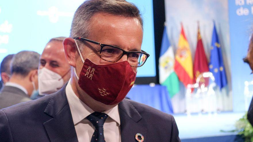 Diego Conesa no repetirá como secretario general del PSOE en Murcia