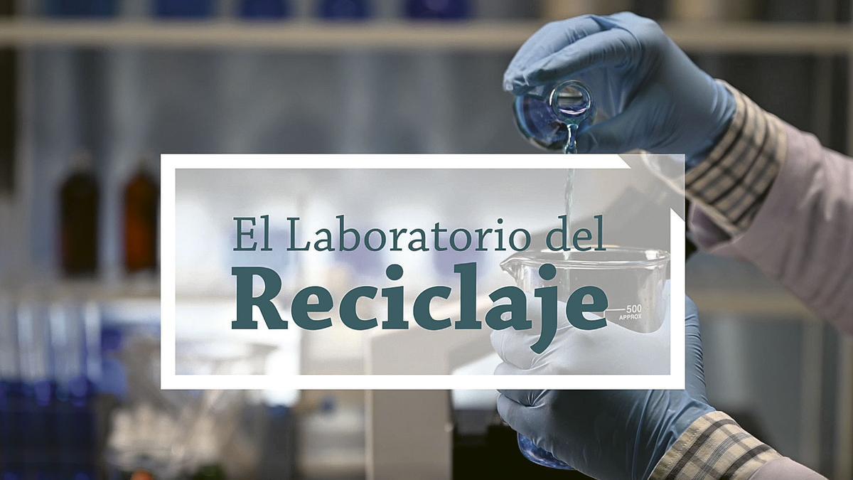 """""""El laboratorio del reciclaje"""""""