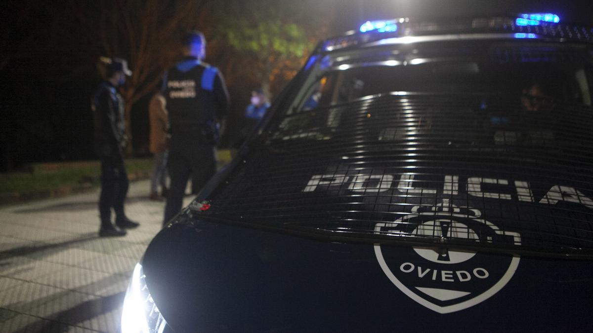 Policía Oviedo