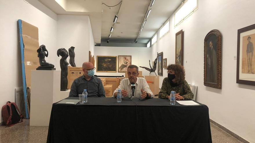 """El Museu de l'Empordà presenta el projecte """"Exposat per reformes"""" mentre duren les obres de millora"""