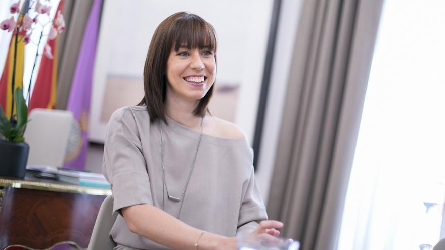 La alcaldesa de Gandia, Diana Morant, nueva ministra de Ciencia