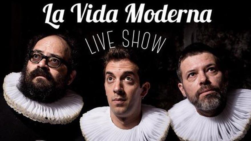 ¿Quieres ir a ver 'La Vida Moderna'?
