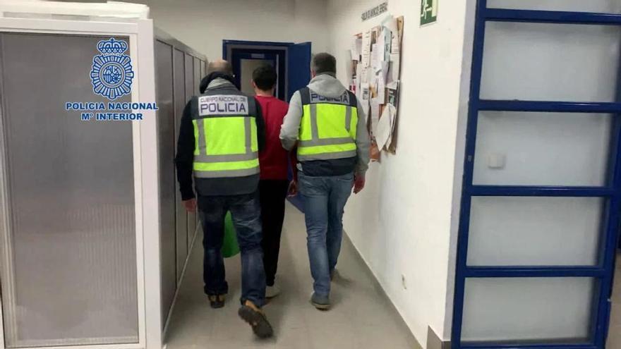Detenido en Fuente Álamo un fugitivo buscado por abusar de dos menores en Argentina