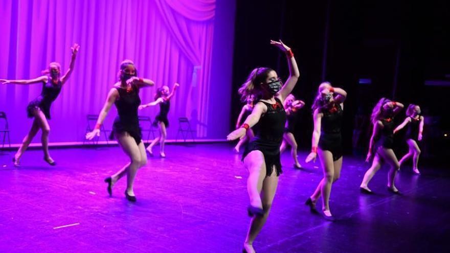 Ecos do Sur celebra con danza su trigésimo aniversario