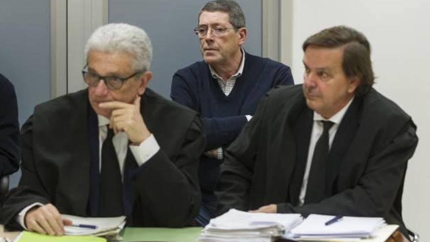 La defensa de Juan Cano: «La teoría del odio en el crimen de Polop es falsa»