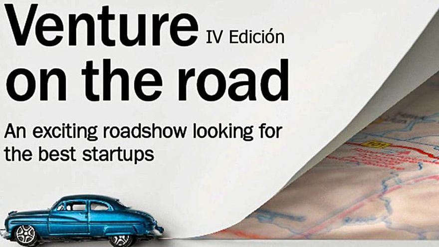 'Venture on the Road'  busca startups en Canarias