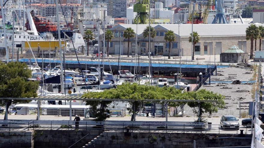 El Puerto estima en dos millones el coste de la reforma en As Avenidas y un año de obras