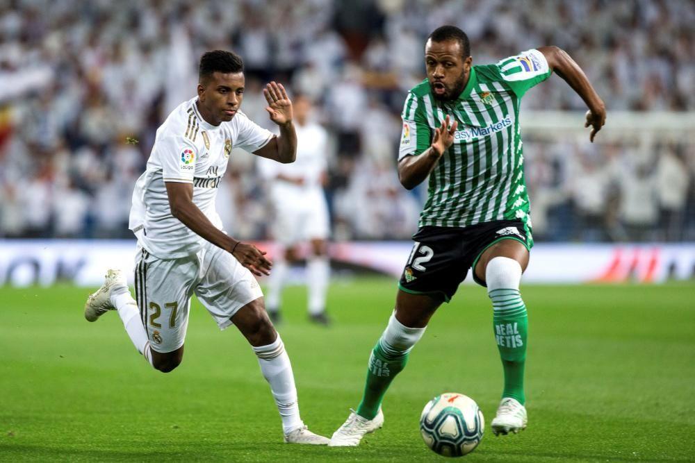 LaLiga Santander: Real Madrid - Betis